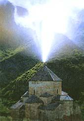 Храм Богородицы в Атени