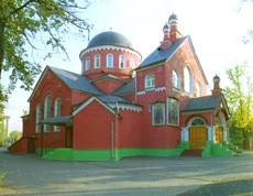 Церковь мучеников Адриана и Наталии в Бабушкине