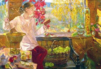 Осенний урожай рисунки для детей
